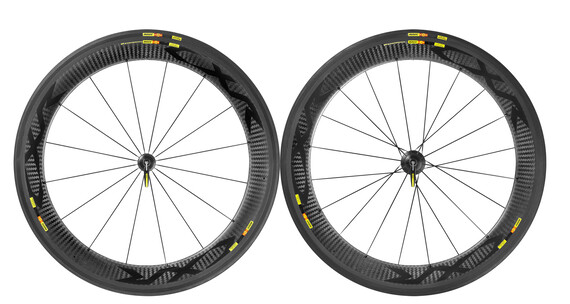 Mavic CXR Ultimate 60 C LRS 23 Shimano M11 black